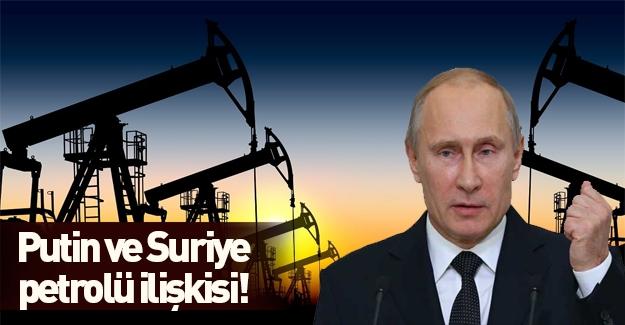 Suriye petrolüne Putin darbesi!
