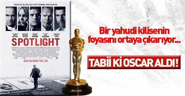 Yahudi lehine film yap Oscar'ı kap!
