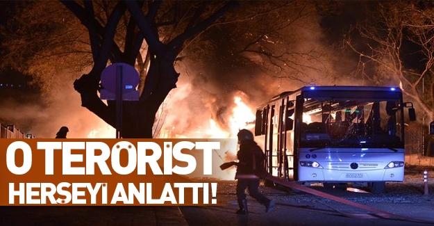 Yakalanan teröristten olay Ankara itirafı! Diyarbakır'dan...