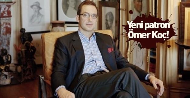 Yeni CEO belli oldu! Mustafa Koç'un koltuğuna Ömer Koç oturuyor...