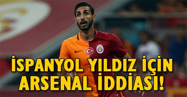 Galatasaray'ın yeni transferi Jose Rodriguez'den şok eden Arsenal açıklaması!