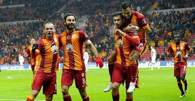 Galatasaray son dakika haberleri 08.09.2015! İşte Galatasaray'ın yeni sistemi...
