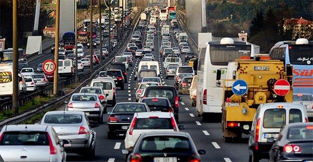 """İBB'den İstanbul için çok ciddi trafik uyarısı! """"Bu akşama dikkat!"""""""