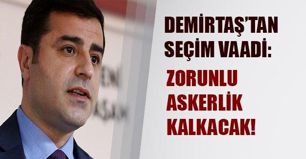 İşte HDP'nin 1 Kasım seçimleri için vaadleri!