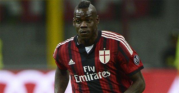 Mario Balotelli Milan'da da rahat durmadı! İtalyan golcü ehliyeti kaptırdı...