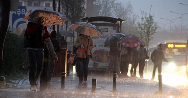 Meteoroloji'den Marmara için son dakika uyarısı! Bu haberi okumadan çıkmayın...