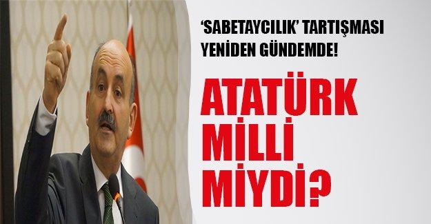 Müezzinoğlu Atatürk Sabetaycı mı tartışmasını başlattı!
