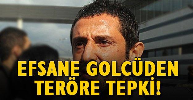 """Nihat Kahveci Iğdır saldırısına büyük tepki gösterdi! """"Leşler ülkemizi bölemeyecek ATAM"""""""