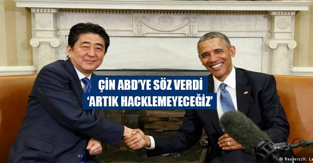 Obama Çinli mevkidaşına siber casusluktan yakındı!