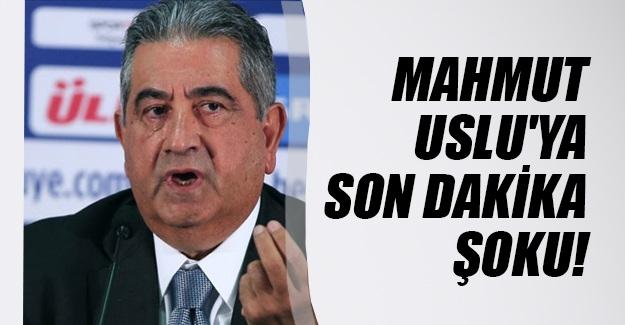 PFDK'dan Fenerbahçe Kulübü Genel Sekreteri Mahmut Uslu'ya son dakika şoku!