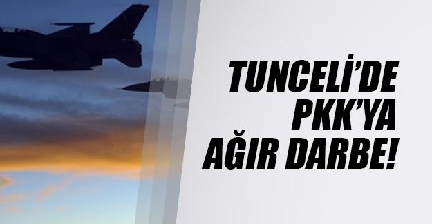 Tunceli'de PKK kamplarına operasyon düzenlendi! Son dakika gelişmesi...
