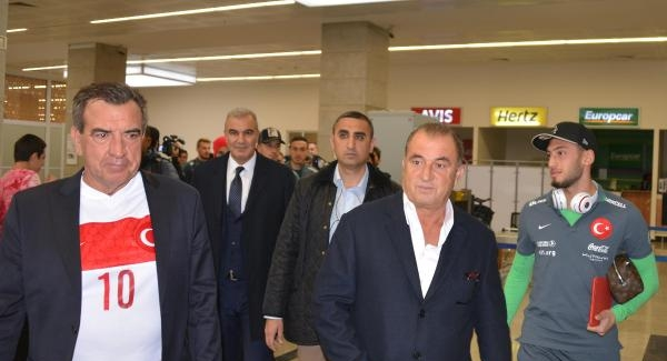 Çek zaferinden sonra Konya'ya geldiler