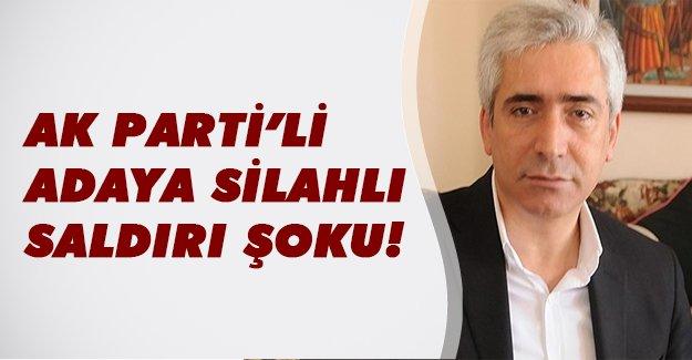 AK Parti'li adaya silahl saldırı şoku! Galip Ensarioğlu'nun koruması yaralandı (Son dakika gelişmesi)
