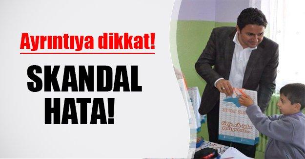 AK Partili Belediye Başkanı'ndan skaldal hata: 'Gelecek için çalıyoruz'
