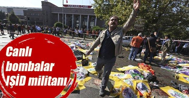 Ankara'yı kana bulayan saldırganlar IŞİD üyesi çıktı! İşte detaylar...