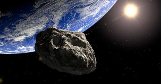 Asteroid dünyayı sıyırıp geçecek! Peki bu gökyüzü olayı dünyamız için tehlikeli mi?