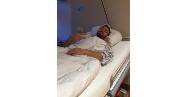 Caner Erkin ameliyat geçirdi! Erkin'in sağlık durumu nasıl? Erkin ne zaman sahalara dönecek
