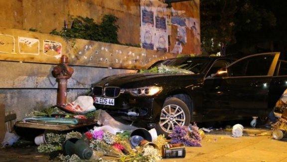 Çiçekçiyi öldüren sürücüye hapis cezası şoku!