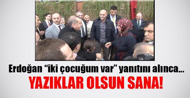 """Erdoğan: """"Yazıklar olsun sana, boşuna bağırıyoruz burada"""""""