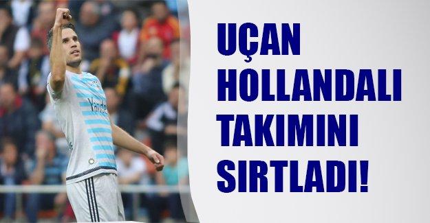 Fenerbahçe Kayserispor'u deplasmanda devirdi!
