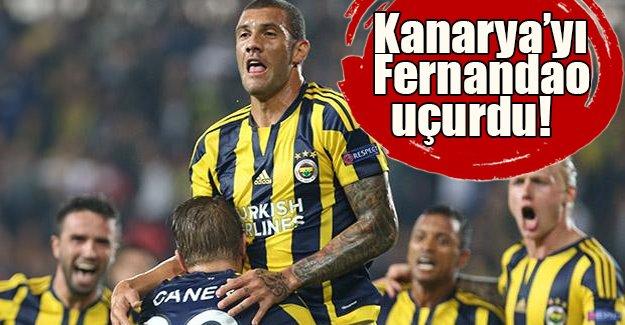 Fenerbahçe son dakikada güldü!