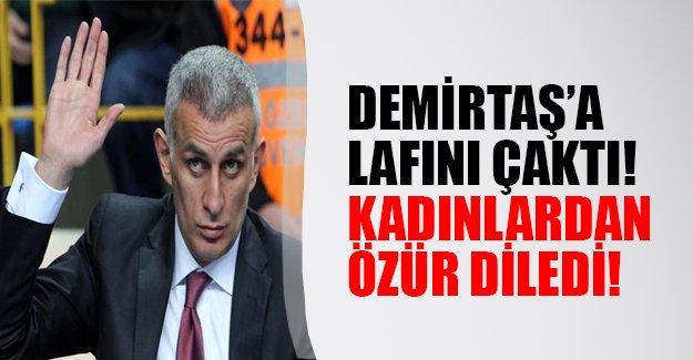 Hacıosmanoğlu'ndan Demirtaş'a kapak! Trabzonspor Kulübü Başkanı HDP liderine ne cevap verdi?