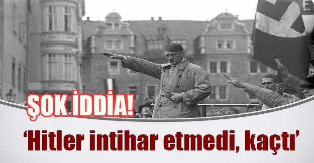Hitler intihar etmedi mi? Şok komplo teorisi