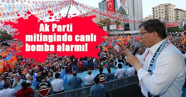 IŞİD bombacısı AK Parti mitimginde görüldü iddiası!