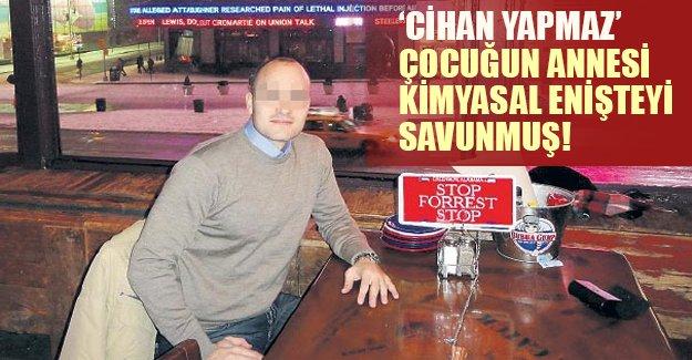 'Kimyasal Enişte' olayında yeni gelişme! Anne Işıl G. Cihan Araçman'ı avukatlarla korumuş...