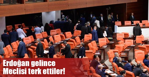 Meclis'te hareketli dakikalar! HDP milletvekilleri neden meclisi terk etti?