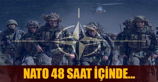 NATO'dan bölgeyi hareketlendirecek hamle!