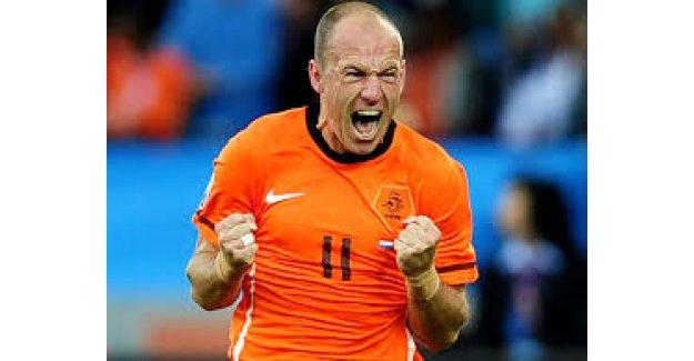 Robben'den itiraf gibi açıklamalar: İşimiz mumlara kaldı