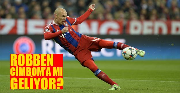 Robben Galatasaray'a mı geliyor?
