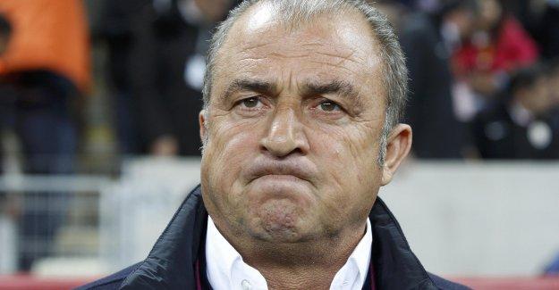 """Terim'den maç sonrası açıklama: """"Futbol konuşacak durumda değilim"""""""