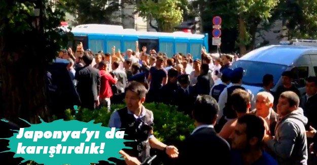 Tokyo sokaklarını da karıştırdık! Türk seçmenler birbirine girdi