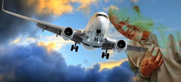 Uçakta kalp krizi şoku! 65 yaşındaki adam hayatını kaybetti