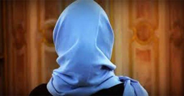 AİHM'nin başörtüsü takıntısı! Başörtülü kadının başvurusunu reddetti!