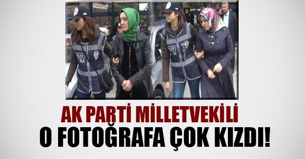 AK Parti milletvekili Şamil Tayyar o fotoğrafa çok kızdı...