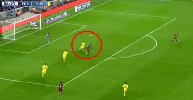 Barcelona'nın yıldızı Neymar harika bir gole imza attı! İZLE