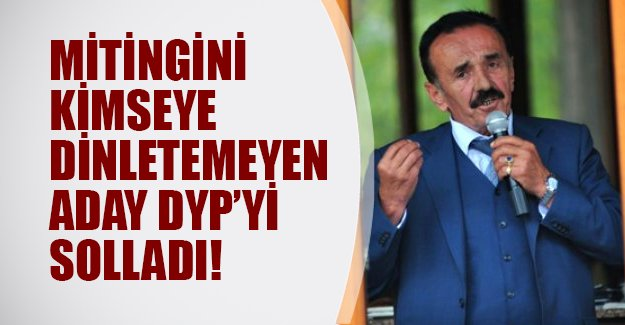 Bursa'da kendi kendine miting yapmasıyla tanınan Ali Osman Demirtaş hangi partiyi solladı? İşte bağımsız vekil adayının başarısı!