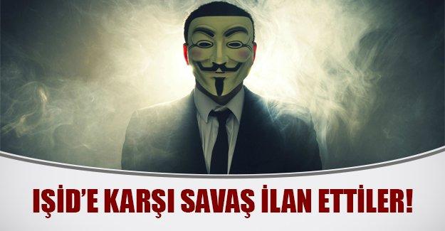 Dünyaca ünlü hacker grubu Anonymous IŞİD'e savaş ilan etti!