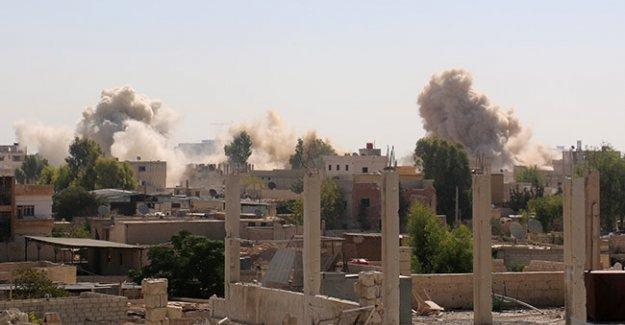 Esad güçleriyle muhalifler arasında geçici ateşkes
