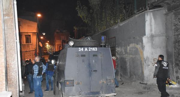 İstanbul'da şafak operasyonu! Çok sayıda noktaya baskın düzenlendi