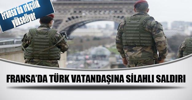 Kebapçının önünde bekleyen Türk'e silahlı saldırı!