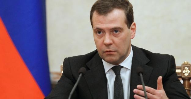 Medvedev Türkiye için talimat verdi
