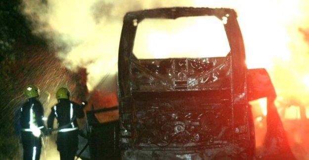 Meksika'da trafik kazası: Çoğu öğrenci 24 ölü 10 yaralı!