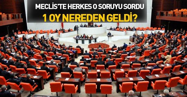 MHP adayına fazladan çıkan 1 oy nereden geldi? Türkeş mi verdi?