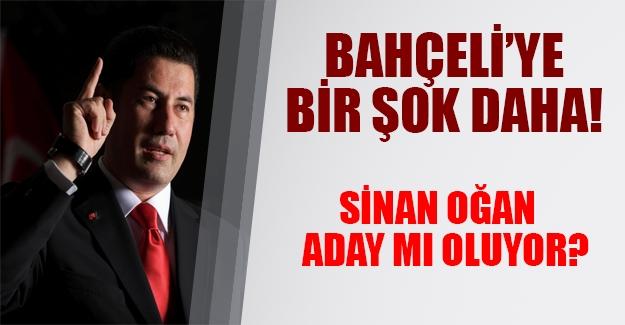 MHP'de parti içi muhalefet tam gaz sürüyor! Sinan Oğan'ın adaylığını açıklaması bekleniyor