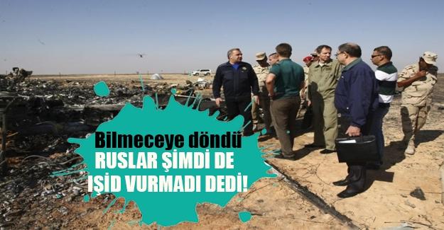 Mısır'daki Rus uçağını IŞİD mi düşürdü? Rusya'da farklı açıklamalar gelmeye devam ediyor...