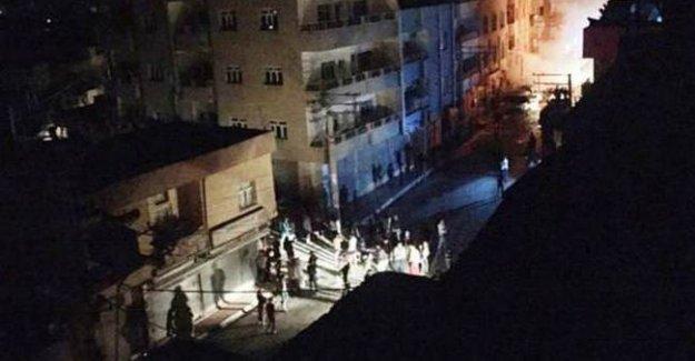 Nusaybin'de bir otomobil havaya uçtu! Yaralılar var.. (Son dakika flaş gelişme)